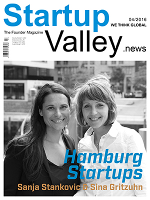 Hamburg Startups StartupValley Cover