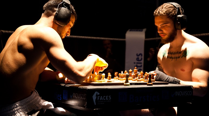 Chess Boxing Global Marketing Iepe Rubingh