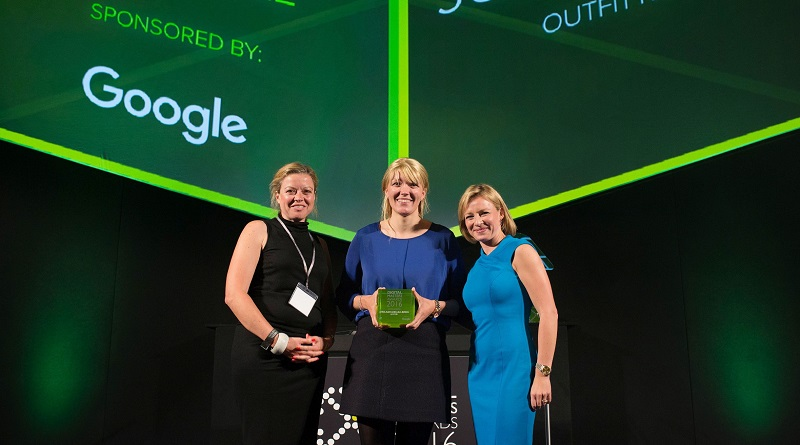 OUTFITTERY Digital Masters Award Women in Digital