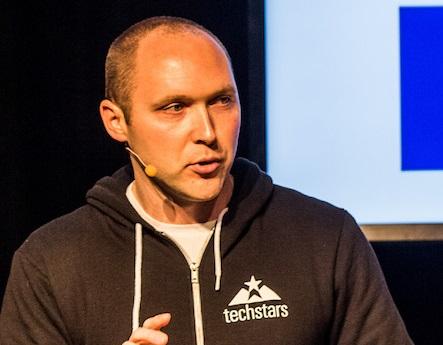 Rob Johnson Techstars Accelerator Startups