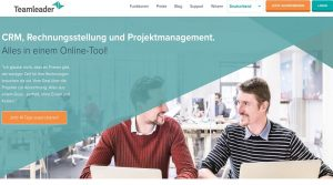 Teamleader Tools CRM Berlin