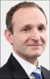 Greg Marriott, Partner und Investor