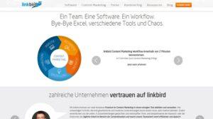linkbird Content Marketing