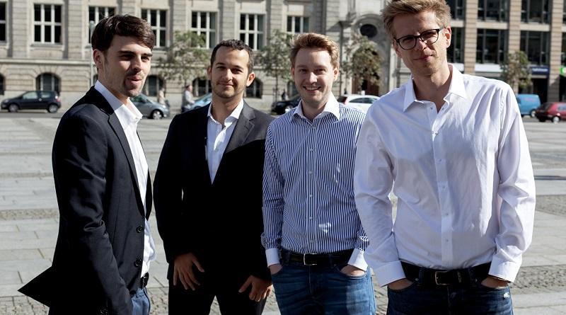 Cringle: Media-for-Equity Investition von Axel Springer