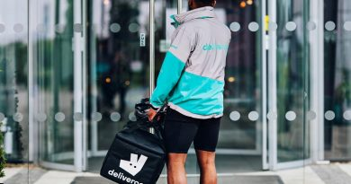 Deliveroo launcht Deliveroo for Business