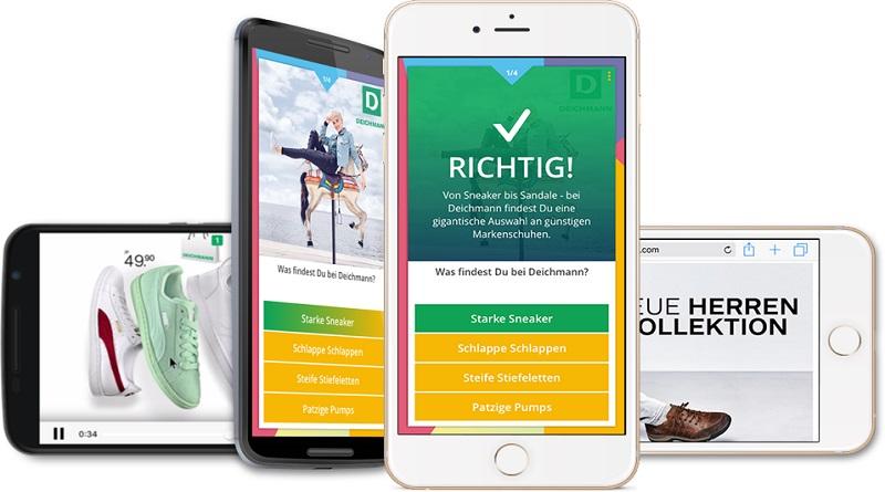TVSMILES launcht KWIZZAD Ad-Plattform