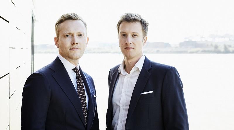 Michael Kogelnik und Vinzent Wuttke