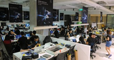 China Hackathon Daimler