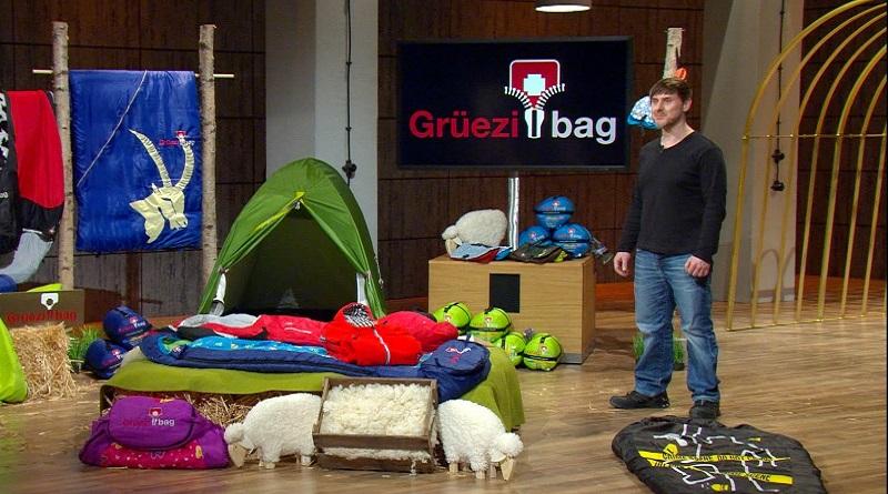 GrueziBag: Markus Wiesböck