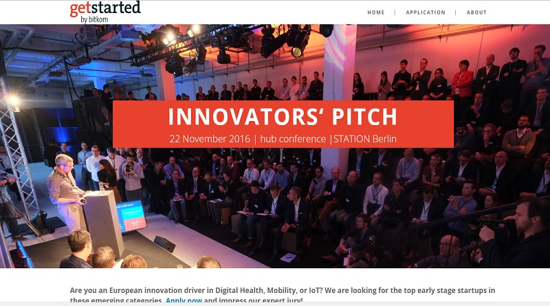 Innovators' Pitch