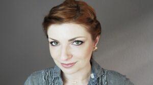 Laura Newman read my short -Autorenwettbewerb