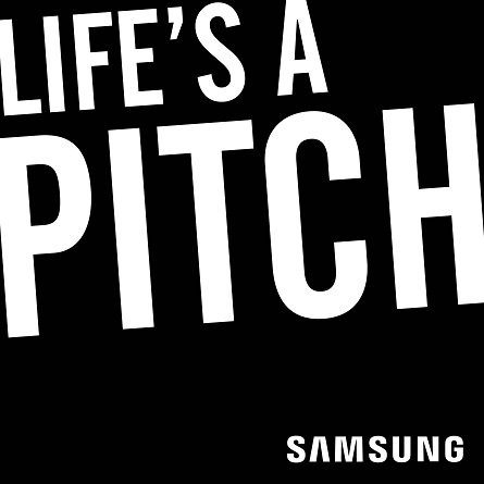 Life is a Pitch: Mit Samsung zum perfekten Pitch