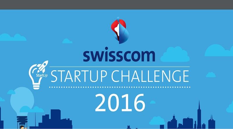 Swisscom Startup Challenge 2016