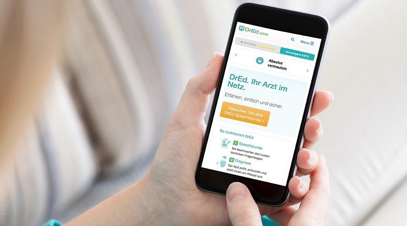 Online-Arztpraxis DrEd
