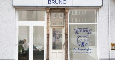 Pop-Up Store Bruno Berlin