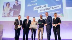 Homelike gewinnt DWNRW- Award