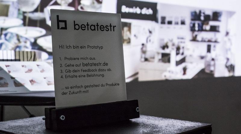 betatestr Maker Entdecker Prototypen