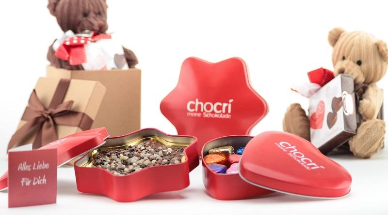 chocri Schokolade Pralinen