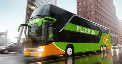 Flixbus Silver Lake Fernbus