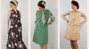 tantchen anni vintage Mode