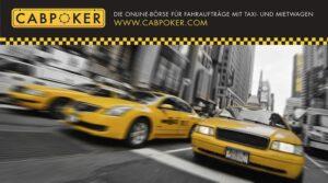 Cabpoker Taxi Mietwagen