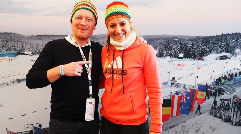 Luise Kummer wird VeggiePur-Markenbotschafterin