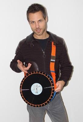 Docs & Bags Taschen aus Vinyl Schallplatten