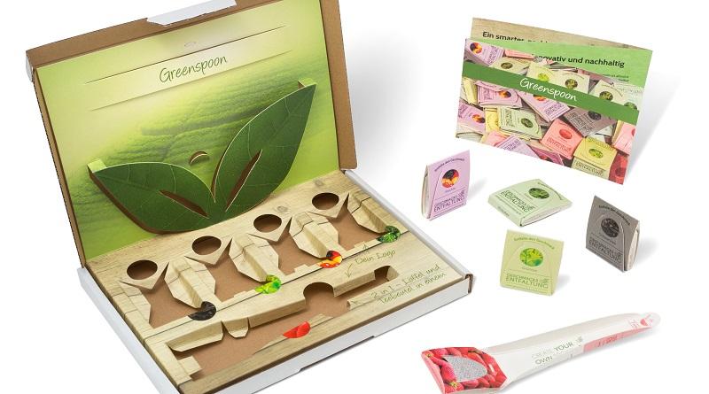 Geschmacksentfaltung Greenspoon Tee
