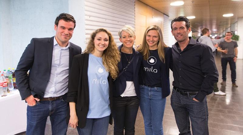 Mila lanciert App mit integriertem Chat Bot