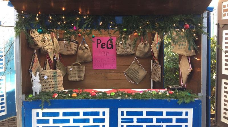 PeGbags Taschen Beutel Kaffeesäcken