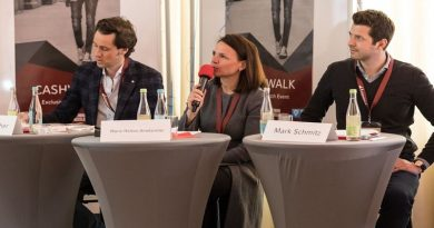 CASHWALK: Münchens exklusives Pitchevent