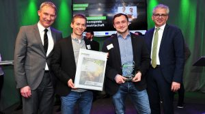 Cyface gewinnt Innovationspreis