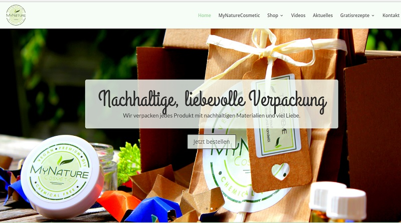 MyNatureCosmetics Do-it-yourself-Kosmetik Naturkosmetik
