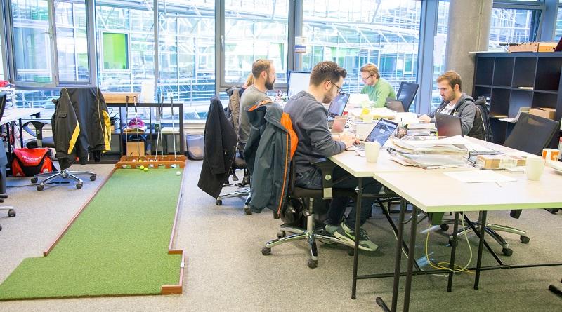 """Zurich eröffnet Büro im Kölner Start-up-Inkubator """"STARTPLATZ"""""""