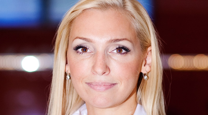 Tanja Mantz leitet Marketing Blue Code