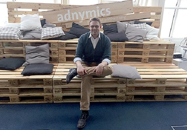 Tobias Kieltsch verstärkt Adnymics als neuer COO