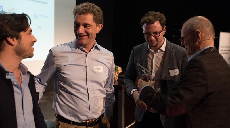 shipcloud gewinnt den German.Venture.Award 2017