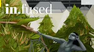 in.fused anspruchsvolles Cannabis Lifestyle-Magazin