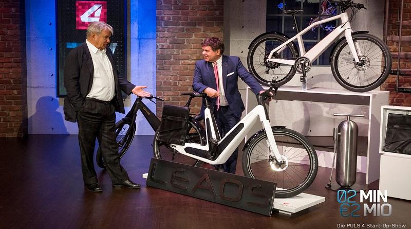 LEAOS Urban E-Bike