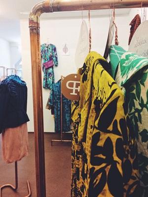 PAULINA'S FRIENDS Concept Store für Kunst, Design & Vintage Mode