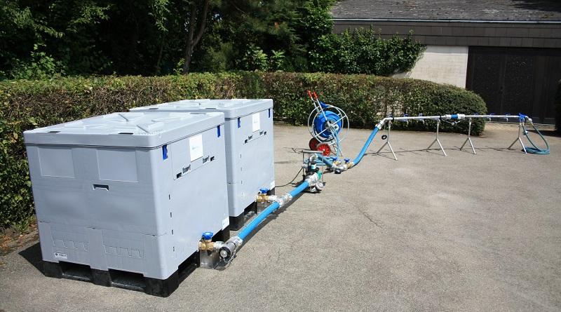 TriWaTechnik Ihr Partner in der mobilen Trinkwasserversorgung