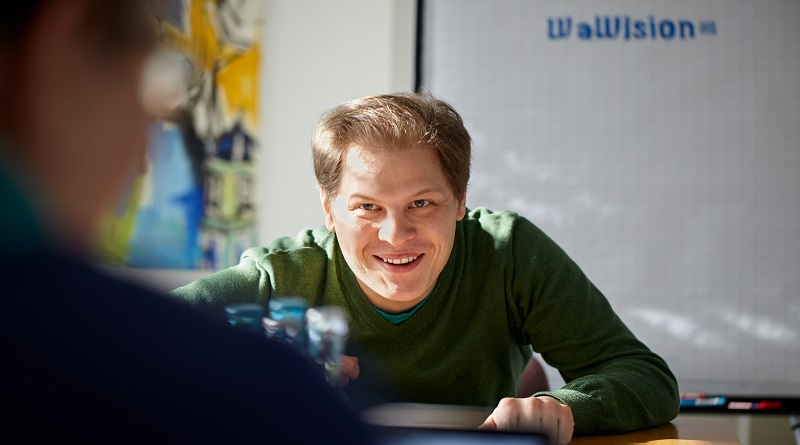 WaWision ist ein flexibles ERP-System mit eigenem App Store Fotograf : Christian Ziegler