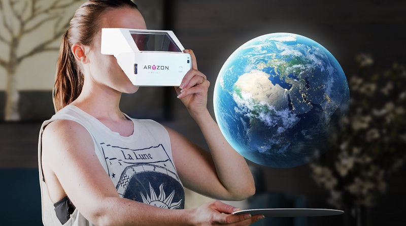 Augmented-Reality-Brille