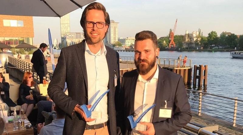 Ginmon Robo Advisor beim BankingCheck Award