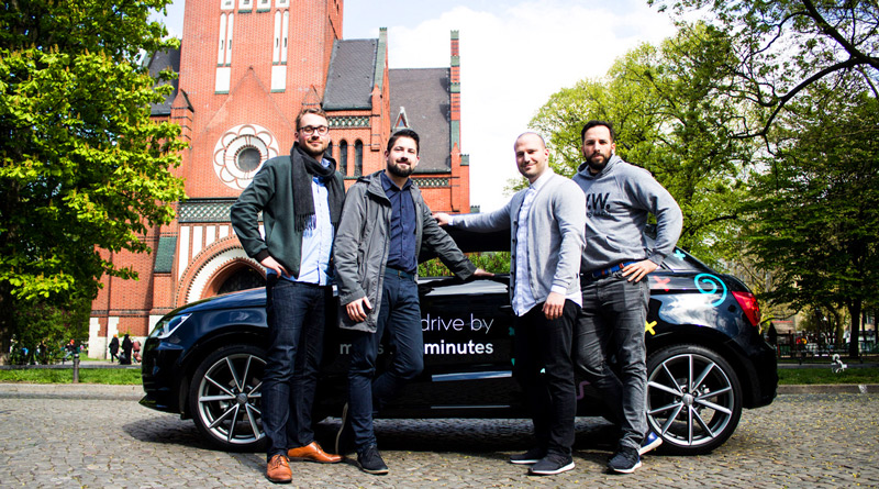 drive by CarSharing