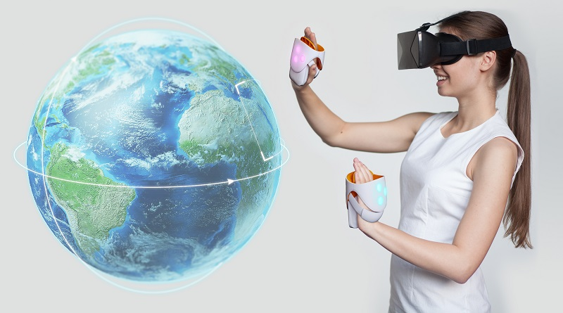 Hapto: VR-Controller