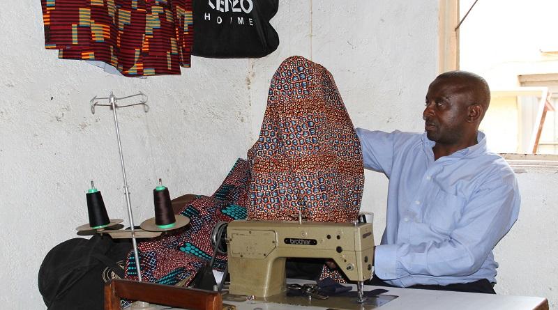 Nufashwa Yafasha Foundation IZUBA clothing