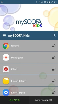 mySOOFA KIDS