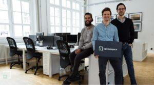 optionspace Büros Büroflächen