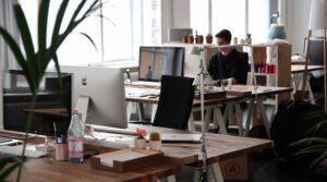Büroausstattung Büromöbel